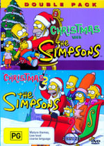 The Simpsons : Christmas With the Simpsons / Christmas With the Simpsons 2