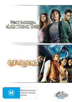 Percy Jackson and the Lightning Thief / Eragon - Ed Speleers