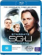 Stargate Universe Season 1 - Louis Ferreira