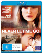Never Let Me Go - Andrew Garfield