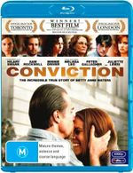 Conviction - Melissa Leo