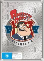 American Dad : Volumes 1 - 6 - Rachel Macfarlane