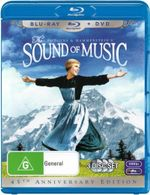 The Sound of Music (Blu-ray/DVD) - Charmian Carr