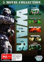 War : 5 Movie Collection (Platoon / The Thin Red Line / Behind Enemy Lines / Windtalkers / Tigerland) - Adam Beach