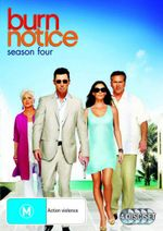 Burn Notice : Season 4 - Jeffrey Donovan