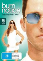 Burn Notice : Seasons 1 - 4 - Jeffrey Donovan