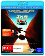 127 Hours (2 Disc ) (BD/DVD) - Koleman Stinger