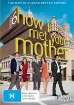 How I met Your Mother : Season 6 - Jason Segel