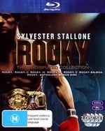 Rocky : The Undisputed Collection (Rocky / Rocky II / Rocky III / Rocky IV / Rocky V / Rocky Balboa / Rocky Anthology Bonus Disc) - Tony Burton