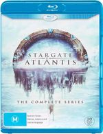 Stargate Atlantis : The Complete Series (20 Disc)