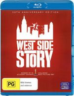 West Side Story - Richard Beymer