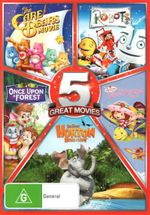 The Care Bears Movie / Robots / Strawberry Shortcake : The Sweet Dreams Movie / Once Upon a Forest / Horton Hears a Who! (2008) - Sarah Heinke