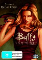 Buffy the Vampire Slayer : Season 8 (Animated) - Tauvia Dawn