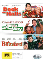 Family Christmas Triple (Deck the Halls / Jingle all the Way / Blizzard) - Danny De Vito