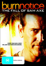 Burn Notice : The Fall of Sam Axe - Pedro Pascal
