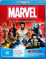 Marvel Comics : Boxset (6 Disc)