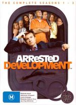 Arrested Development : The Complete Seasons 1 - 3 (8 Discs) - Portia de Rossi