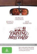 Driving Miss Daisy - Joann Havrilla