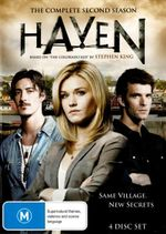 Haven : Season 2 - Lucas Bryant