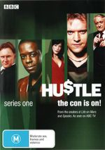 Hustle : Series 1 - Robert Glenister