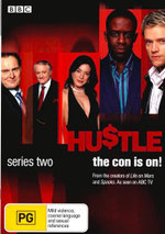 Hustle : Series 2 - Robert Glenister