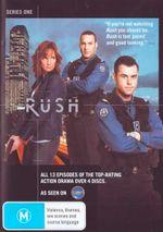 Rush : Series 1 - Ashley Zuckerman
