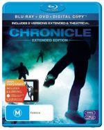 Chronicle (Blu-ray/DVD/Digital Copy) - Dane Dehaan