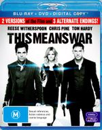 This Means War (Blu-ray/DVD/Digital Copy) - Reese Witherspoon