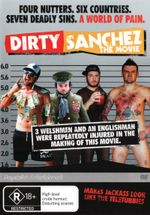 Dirty Sanchez : The Movie - Elizabeth Tan