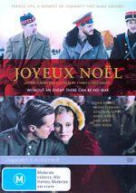 Joyeux Noel - Lucas Belvaux