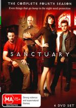Sanctuary : Season 4