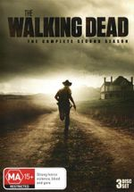 The Walking Dead : Season 2 (3 Discs) - Andrew Lincoln
