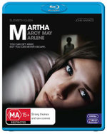 Martha Marcy May Marlene - Elizabeth Olsen