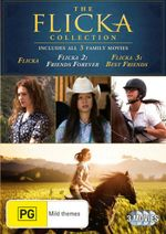 The Flicka Collection (3 Movies) (3 Discs) - Kacey Rohl