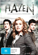 Haven : Season 1 - Colm Feore