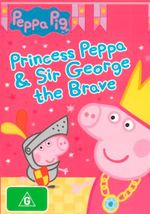 Peppa Pig : Princess Peppa and Sir George the Brave - Harley Bird