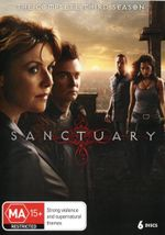 Sanctuary : Season 3 - Amanda Tapping