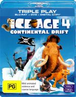 Ice Age 4 (Blu-ray/DVD/Digital Copy (2 Discs) - Ray Ramano