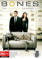Bones : Season 1 - 7 (39 Discs) - T.J. Thyne