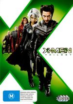 X-Men Trilogy  : 3 Discs - Hugh Jackman