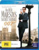 On Her Majesty's Secret Service (007) - Ilse Steppat