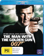 The Man With The Golden Gun (007) - Maud Adams