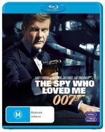 The Spy Who Loved Me (007) - Curd Jurgens