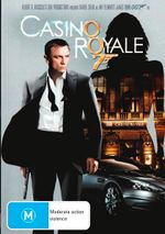 Casino Royale (007) - Jeffrey Wright