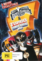 Mighty Morphin Power Rangers : The Movie / Turbo: A Power Rangers Movie - Karan Ashley