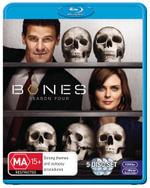 Bones : Season 4 (5 Discs) - Michaela Conlin
