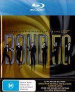 Bond 50th Anniversary Boxset (22 DISC) - Sean Connery
