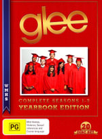 Glee : Seasons 1 - 3 (20 Disc) - Matthew Morrison