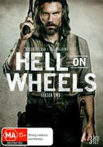 Hell On Wheels : Season 2 - Anson Mount