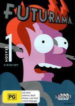 Futurama : Season 1 (3 Discs) - Pamela Anderson
